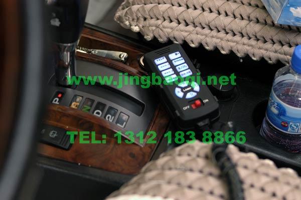600w警报器及mini短排灯